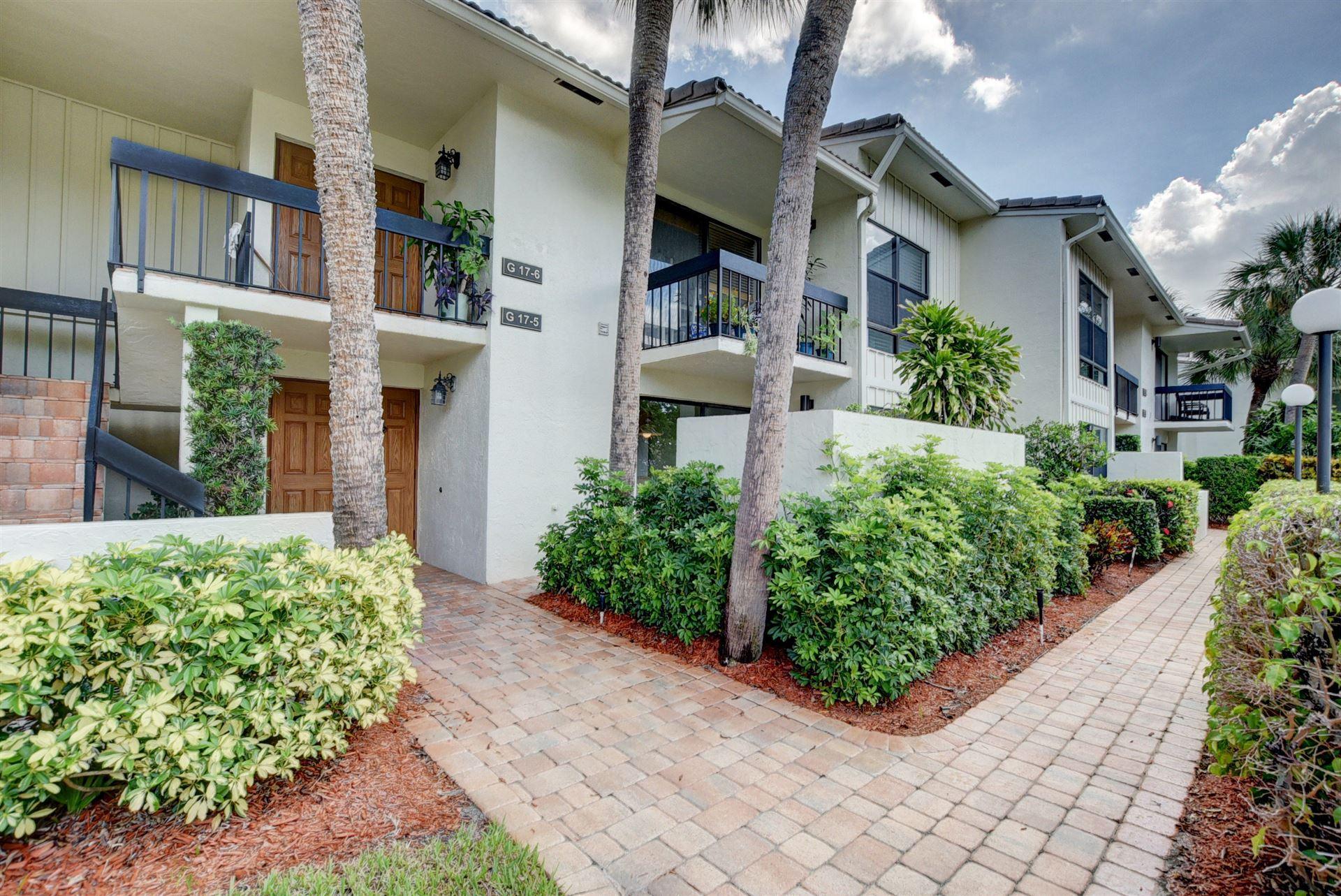 7709 Lakeside Boulevard #5, Boca Raton, FL 33434 - #: RX-10636133