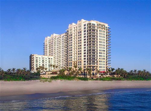 Photo of 3800 N Ocean Drive #918, Singer Island, FL 33404 (MLS # RX-10732134)