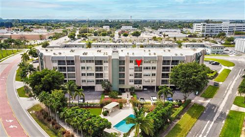 Photo of 505 Spencer Drive #304, West Palm Beach, FL 33409 (MLS # RX-10749134)