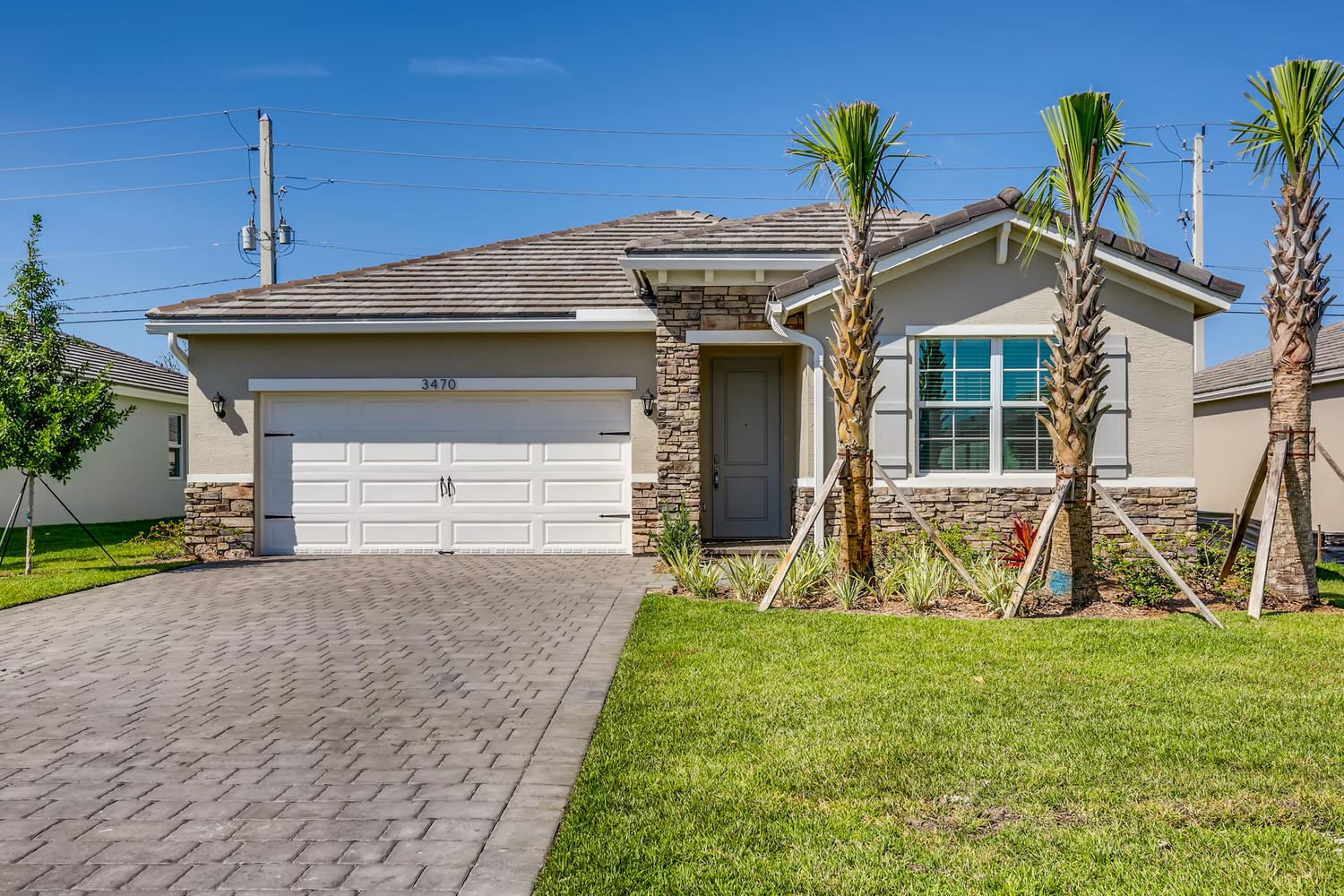 3470 SW Blackberry Lane, Palm City, FL 34990 - #: RX-10556134