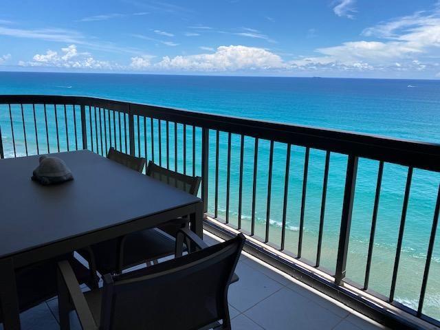 Photo of 5380 N Ocean Drive #17e, Riviera Beach, FL 33404 (MLS # RX-10631134)