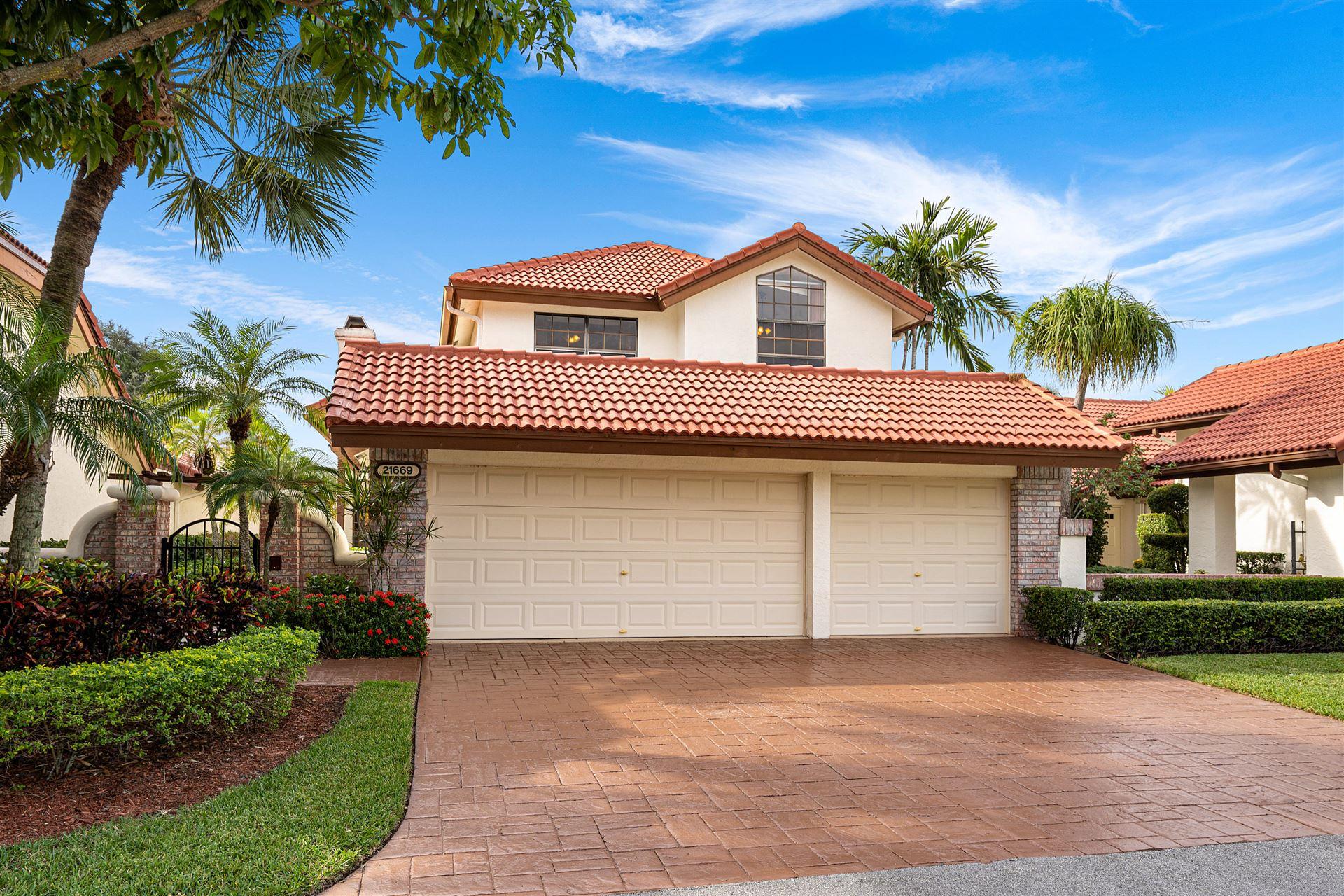 21669 Town Place Drive, Boca Raton, FL 33433 - #: RX-10658134