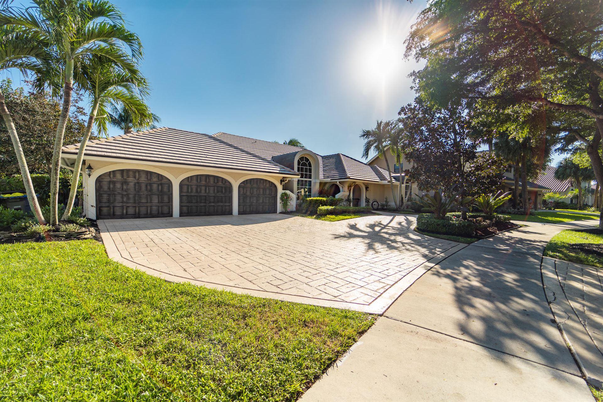 1760 Parkside Circle S, Boca Raton, FL 33486 - #: RX-10672134