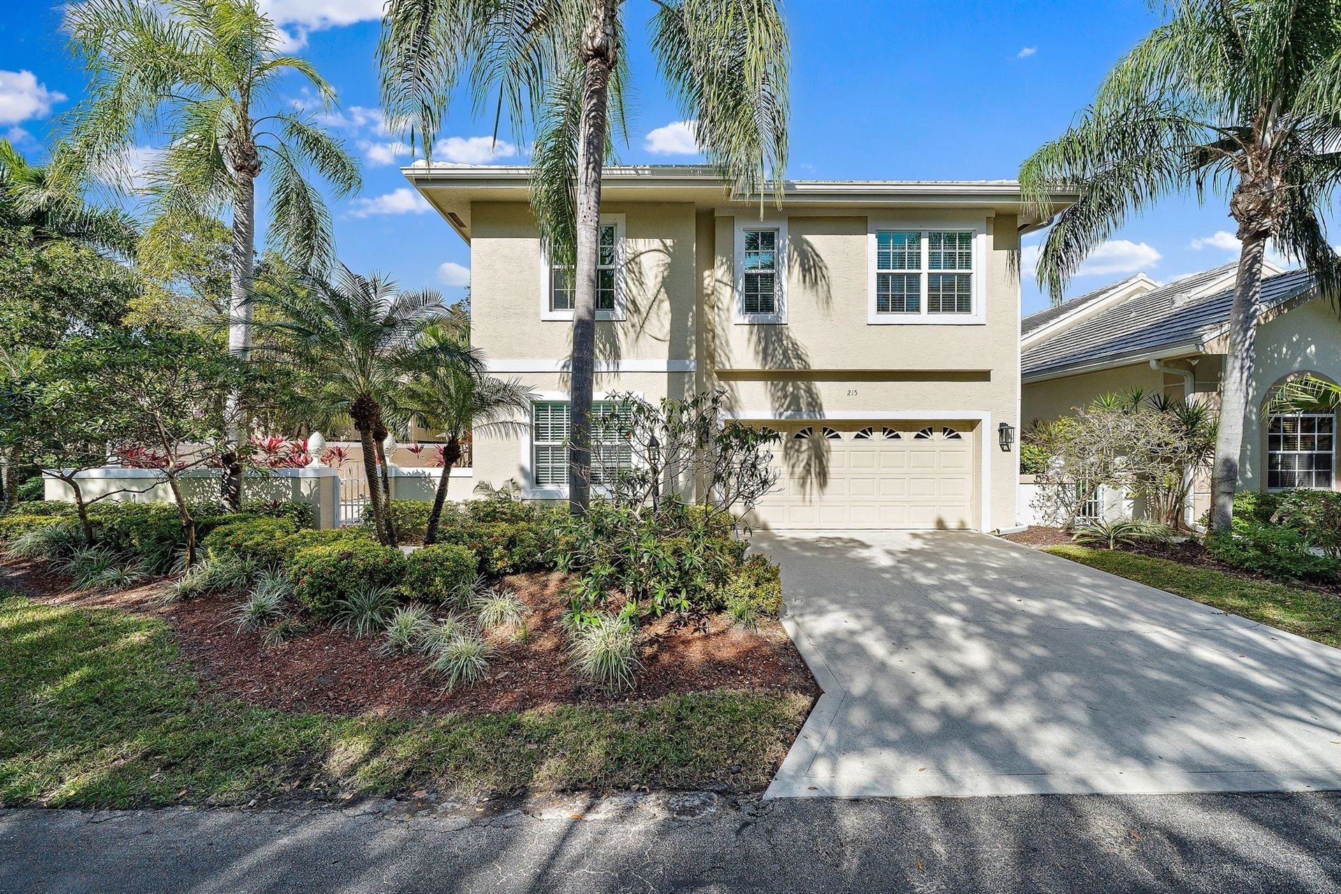 Photo of 215 Canterbury Drive E, Palm Beach Gardens, FL 33418 (MLS # RX-10686134)