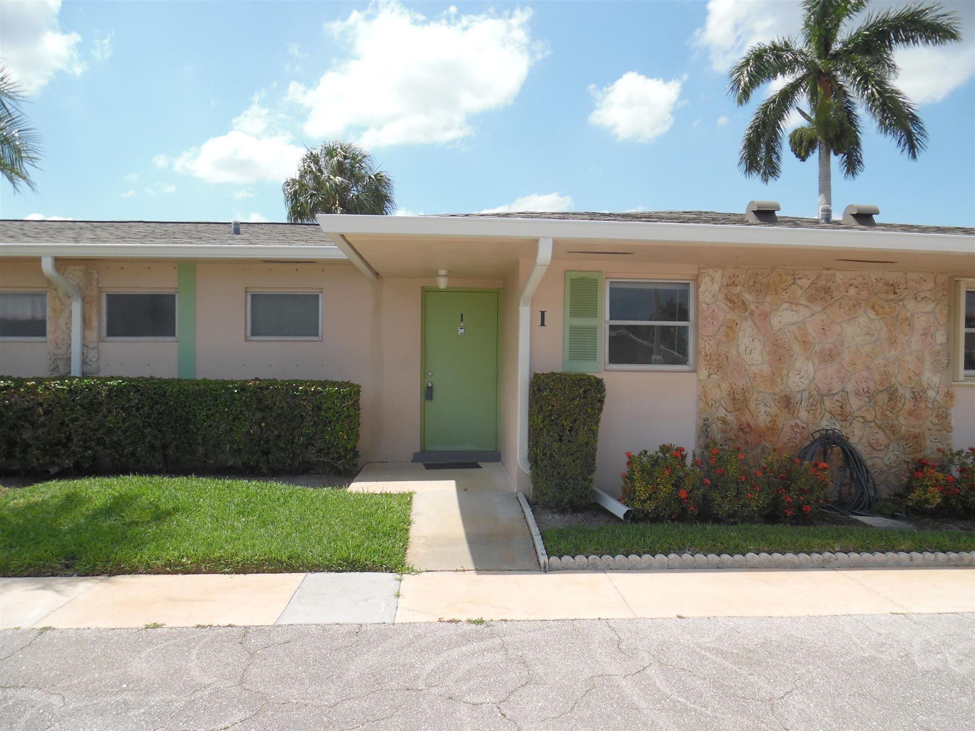 2640 Dudley Drive E #I, West Palm Beach, FL 33415 - MLS#: RX-10702134