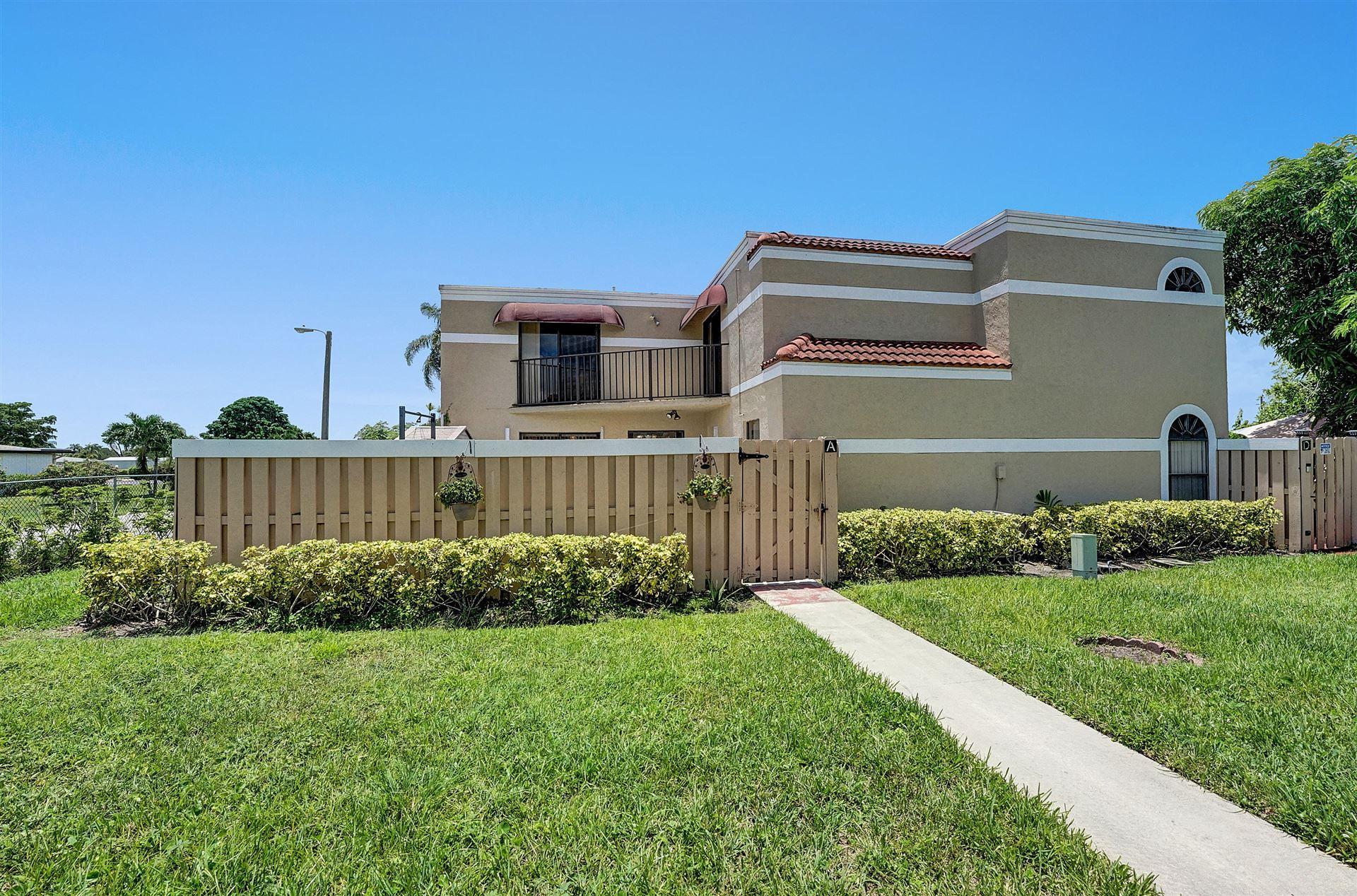3650 Village Drive #A, Delray Beach, FL 33445 - MLS#: RX-10734134