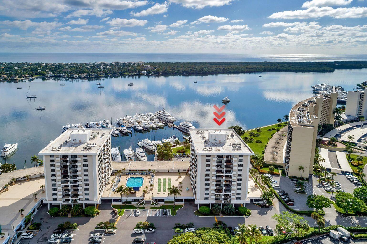 Photo of 1200 Marine Way #905, North Palm Beach, FL 33408 (MLS # RX-10735134)