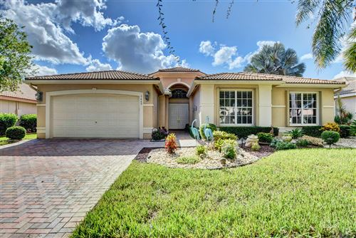 Photo of 7409 Lahana Circle, Boynton Beach, FL 33437 (MLS # RX-10583135)