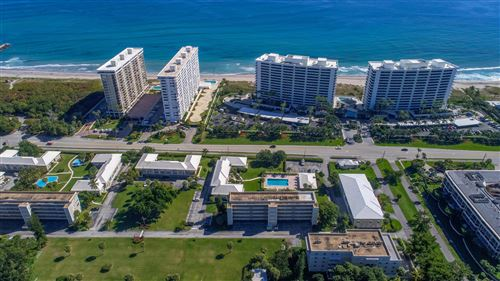 Photo of 1299 S Ocean Boulevard #F3, Boca Raton, FL 33432 (MLS # RX-10603135)