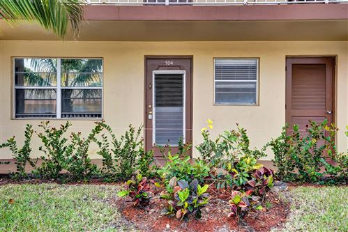 Photo of 7200 NW 5th Place #104, Margate, FL 33063 (MLS # RX-10611135)