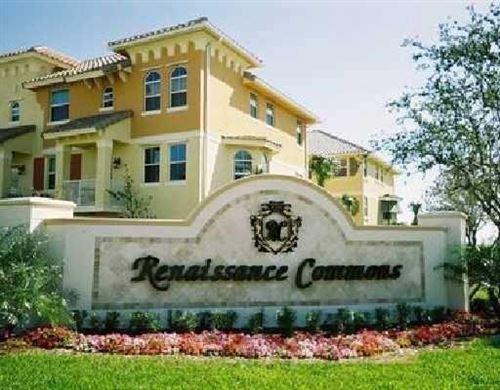 Photo of 1408 Renaissance Way #408, Boynton Beach, FL 33426 (MLS # RX-10675135)