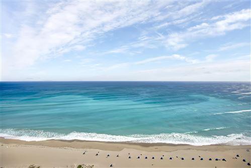 Photo of 3000 N Ocean Drive #34-F, Singer Island, FL 33404 (MLS # RX-10690135)