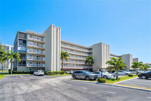 Photo of 44 Yacht Club Drive #312, North Palm Beach, FL 33408 (MLS # RX-10714136)