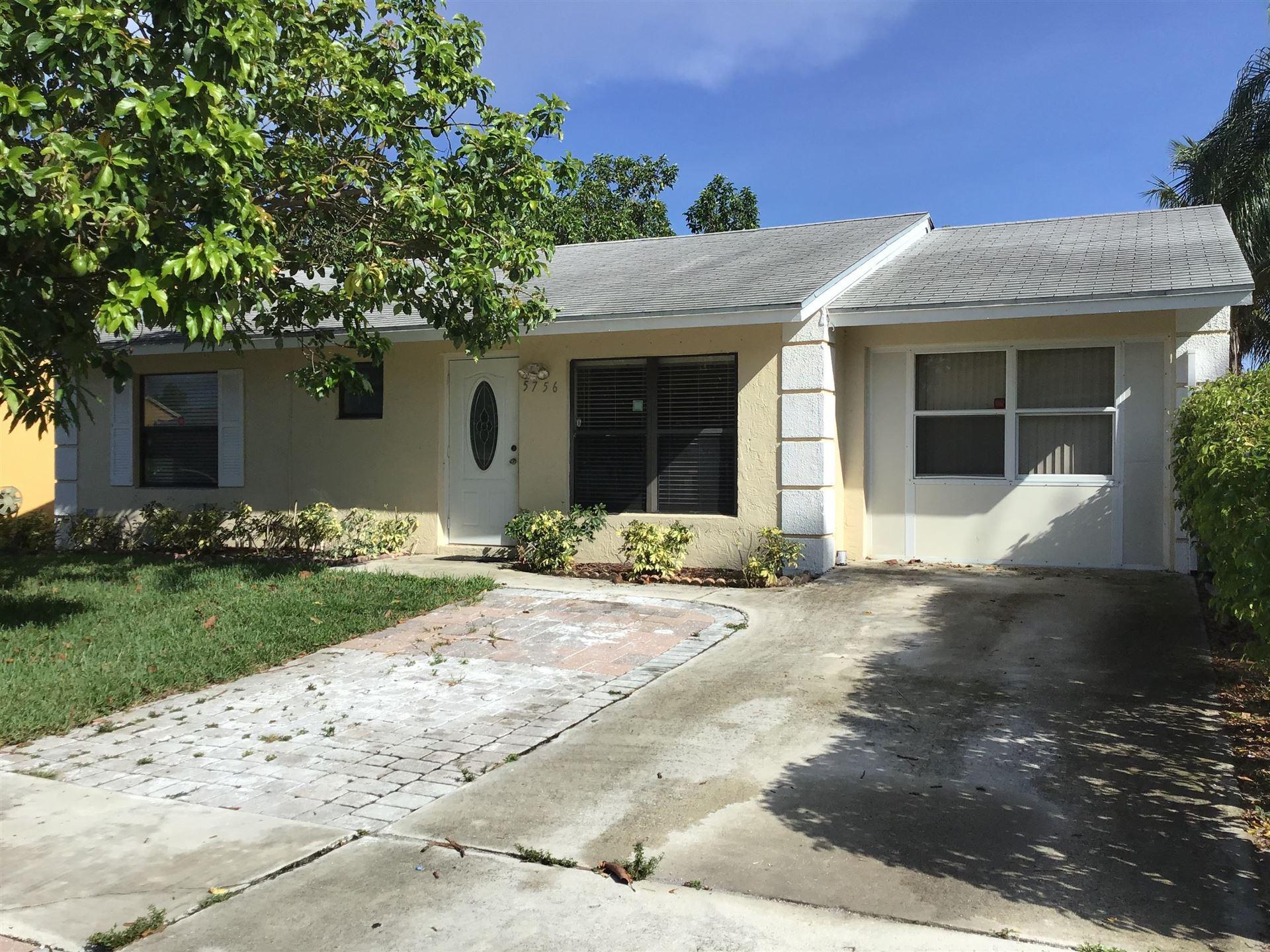 5756 Eddy Court, Lake Worth, FL 33463 - #: RX-10637136
