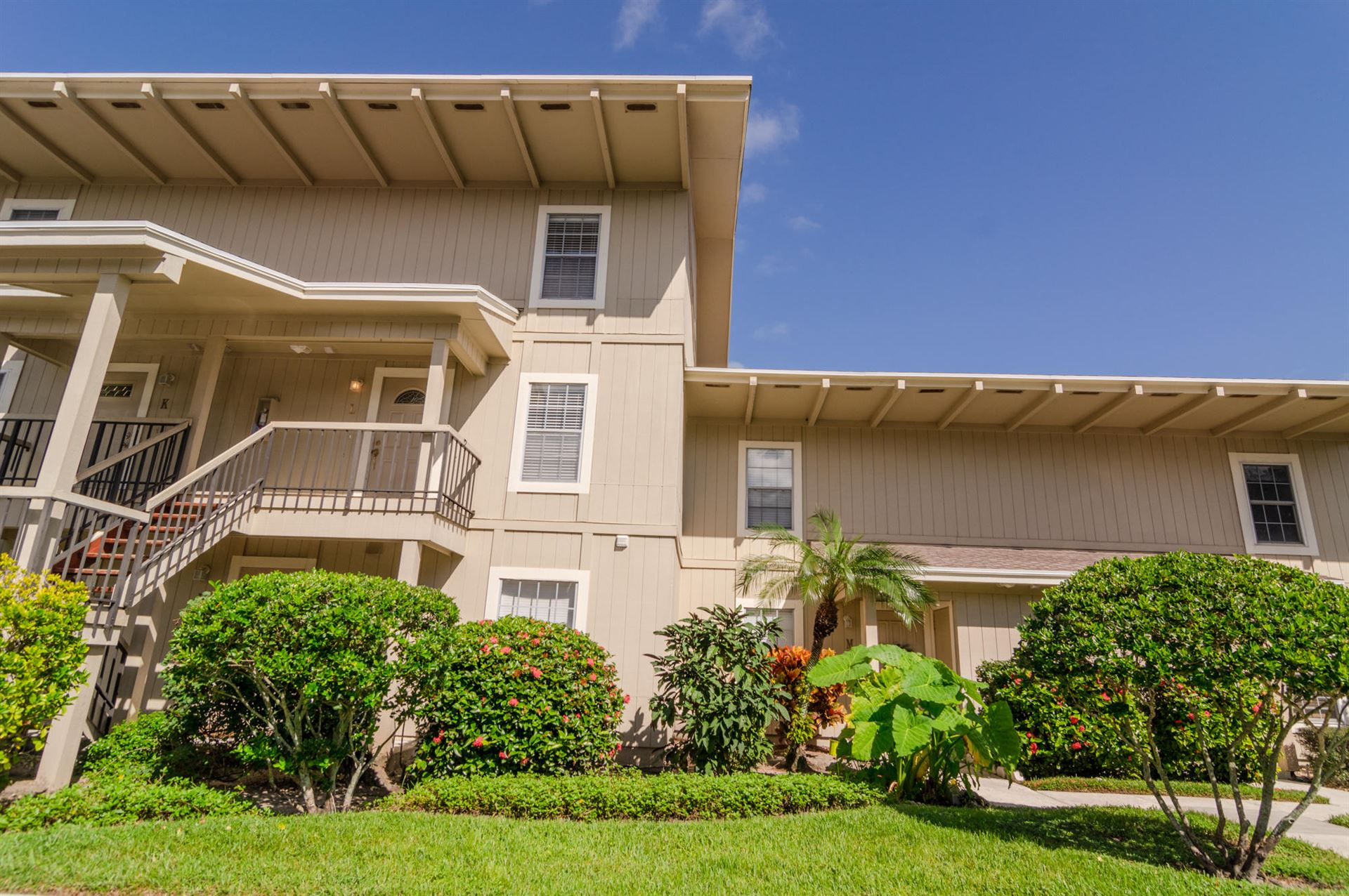 18400 SE Wood Haven Lane #L, Tequesta, FL 33469 - #: RX-10657136