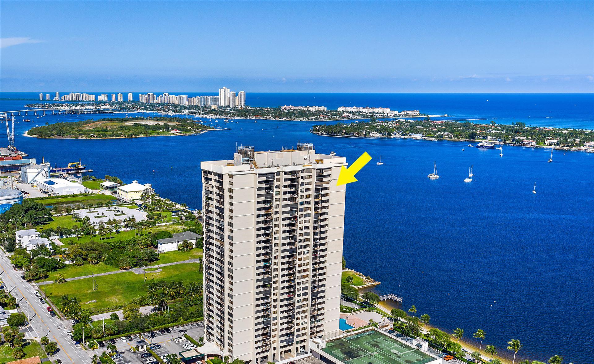5600 N Flagler Drive #2710, West Palm Beach, FL 33407 - #: RX-10668136