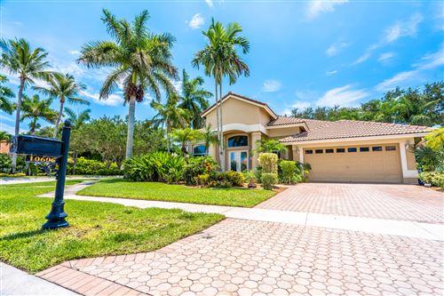 Photo of 10606 Saint Thomas Drive, Boca Raton, FL 33498 (MLS # RX-10630137)