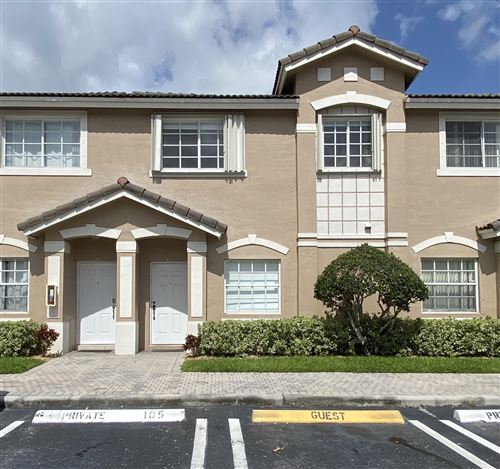 Photo of 5767 NW 115th Court #105, Doral, FL 33178 (MLS # RX-10735137)