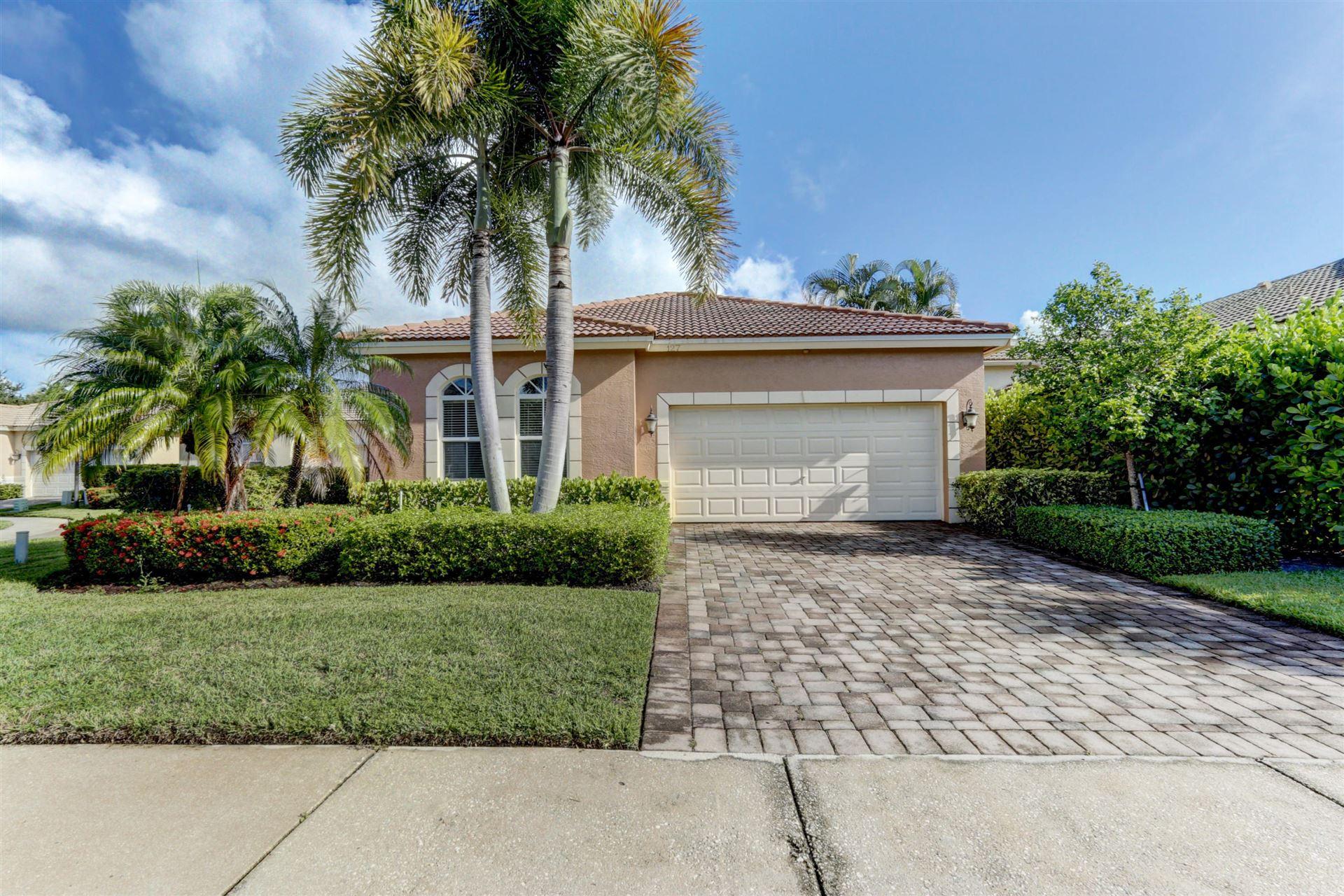 127 Casa Grande Court, Palm Beach Gardens, FL 33418 - #: RX-10654137