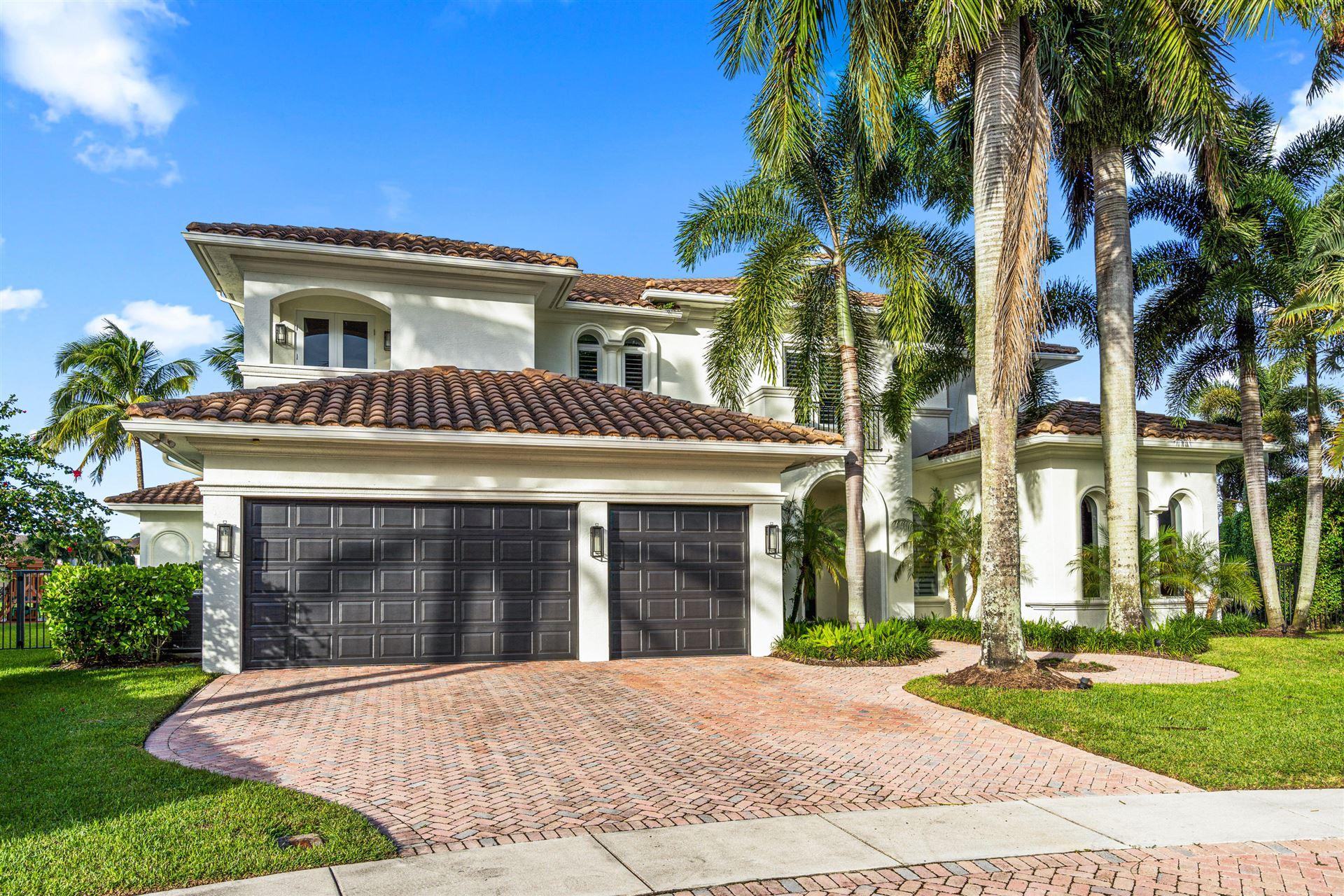 Photo of 17678 Lomond Court, Boca Raton, FL 33496 (MLS # RX-10658137)