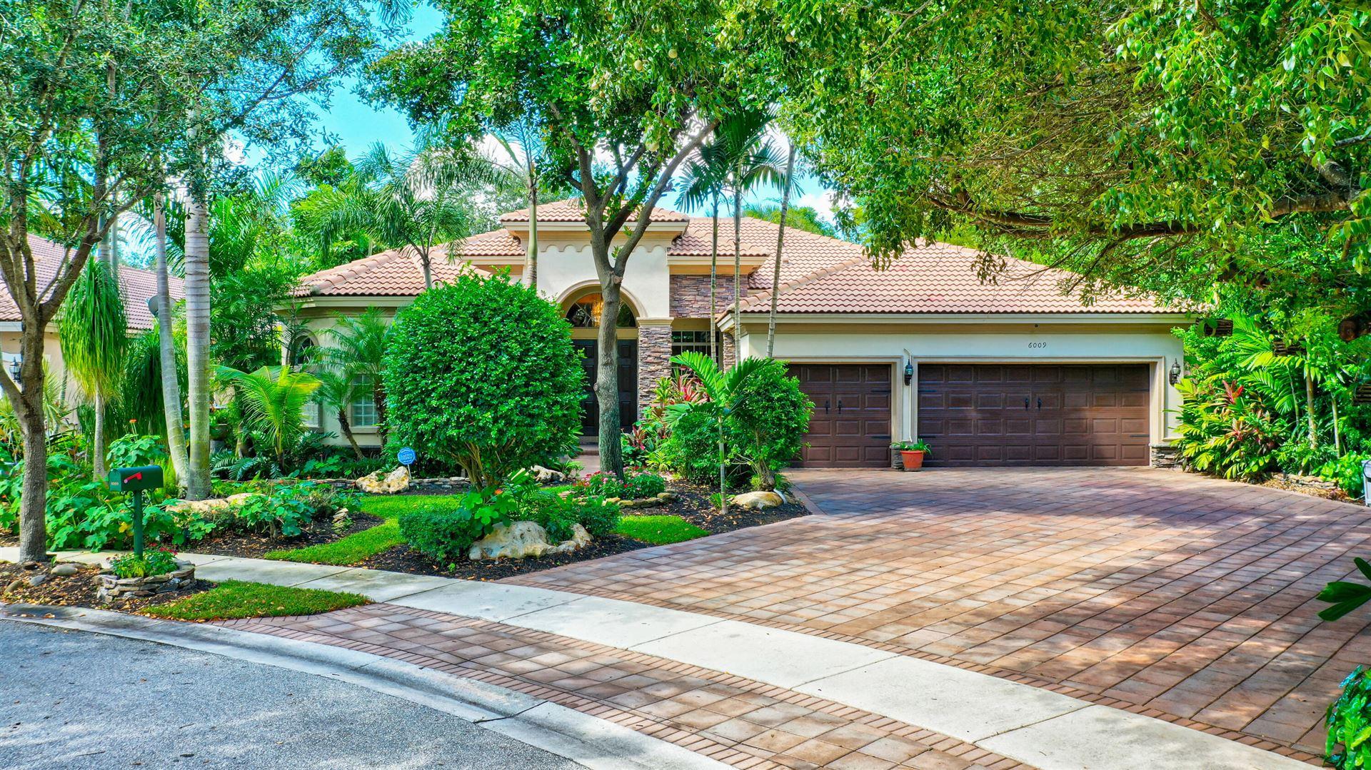 6009 Walnut Hill Drive, Lake Worth, FL 33467 - MLS#: RX-10753137