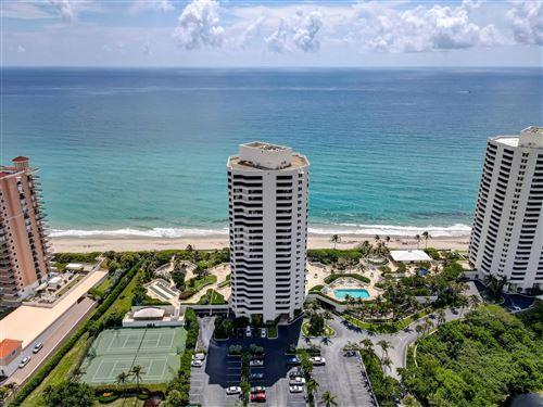 Photo of 5080 N Ocean Drive #14a, Singer Island, FL 33404 (MLS # RX-10730138)