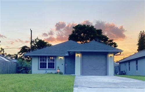 Photo of 4787 Bertha Street, Lake Worth, FL 33461 (MLS # RX-10748138)