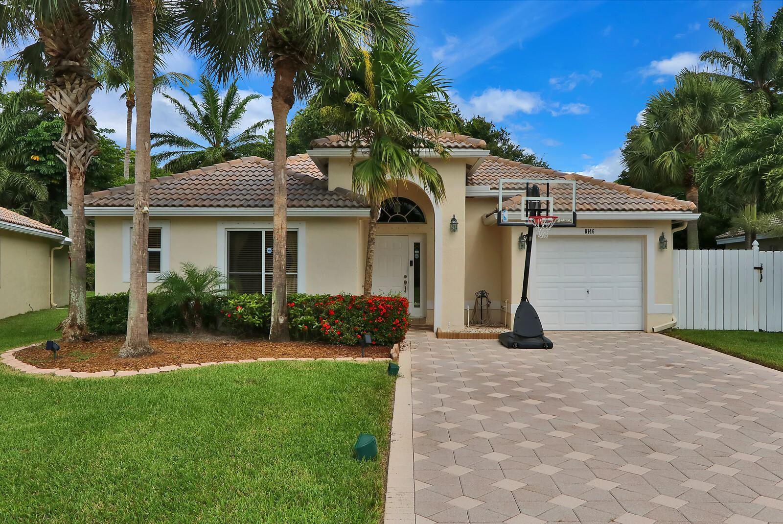 8146 Palm Gate Drive, Boynton Beach, FL 33436 - #: RX-10632138