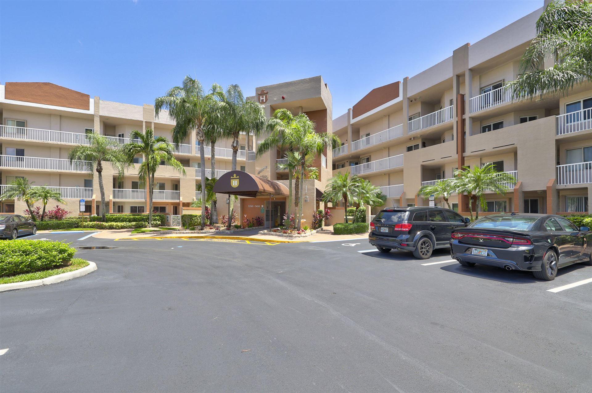 7448 Granville Drive #304, Tamarac, FL 33321 - MLS#: RX-10738138
