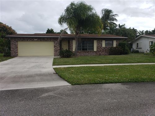 Photo of 14560 Sunny Waters Lane, Delray Beach, FL 33484 (MLS # RX-10594139)