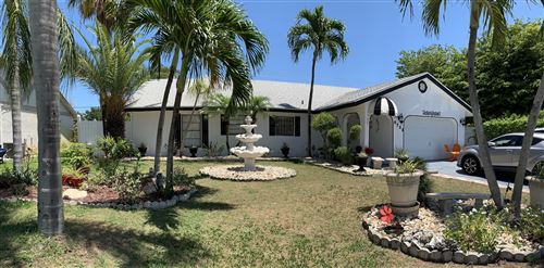 Photo of Listing MLS rx in 6702 Lawrence Woods Court Lake Worth FL 33462