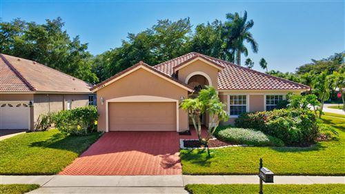 Photo of 12364 Riverfalls Court, Boca Raton, FL 33428 (MLS # RX-10690139)
