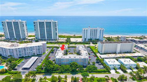 Photo of 2929 S Ocean Boulevard #4140, Boca Raton, FL 33432 (MLS # RX-10733139)