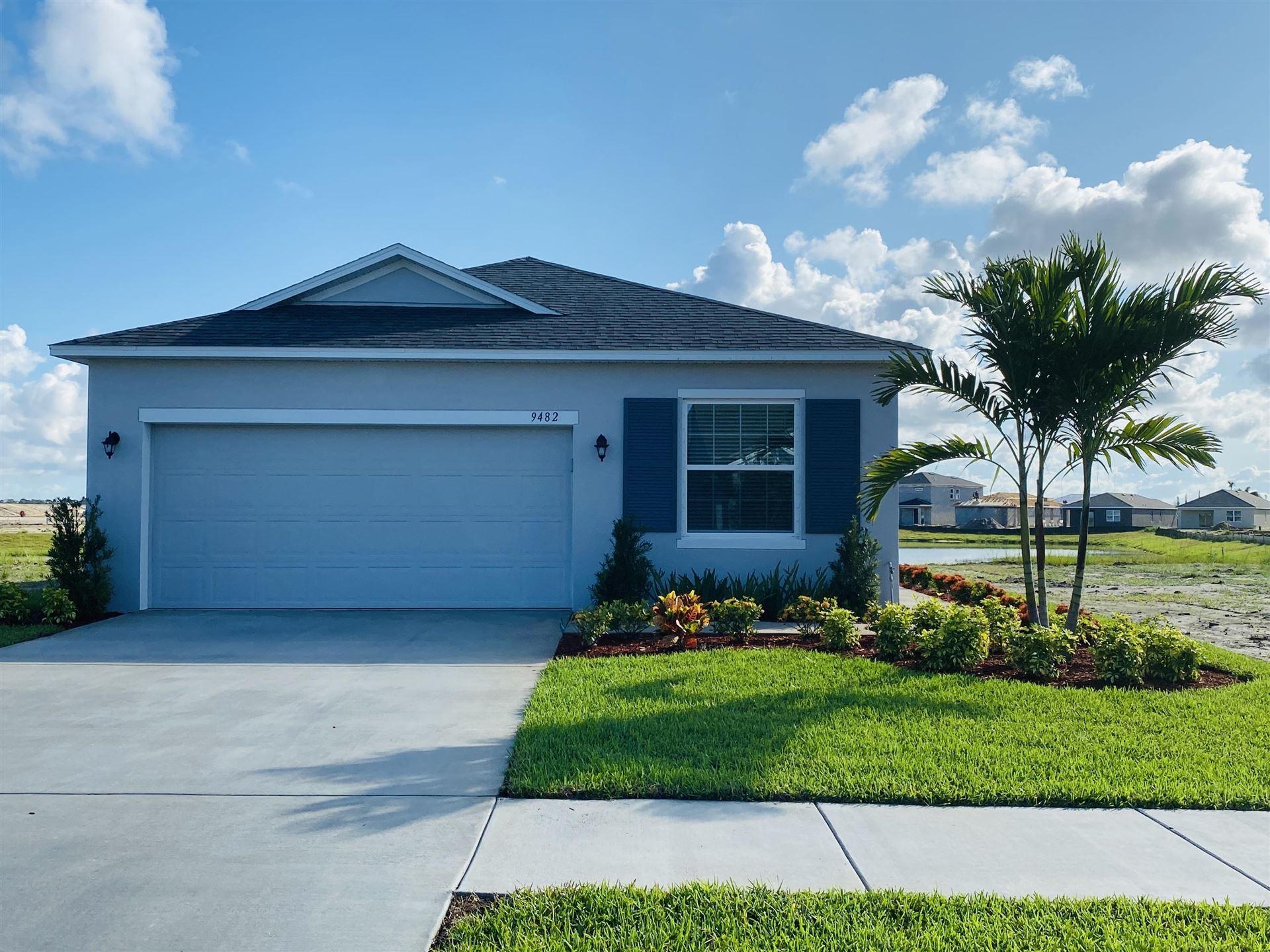 9482 SW Ligorio Way, Port Saint Lucie, FL 34987 - #: RX-10588139