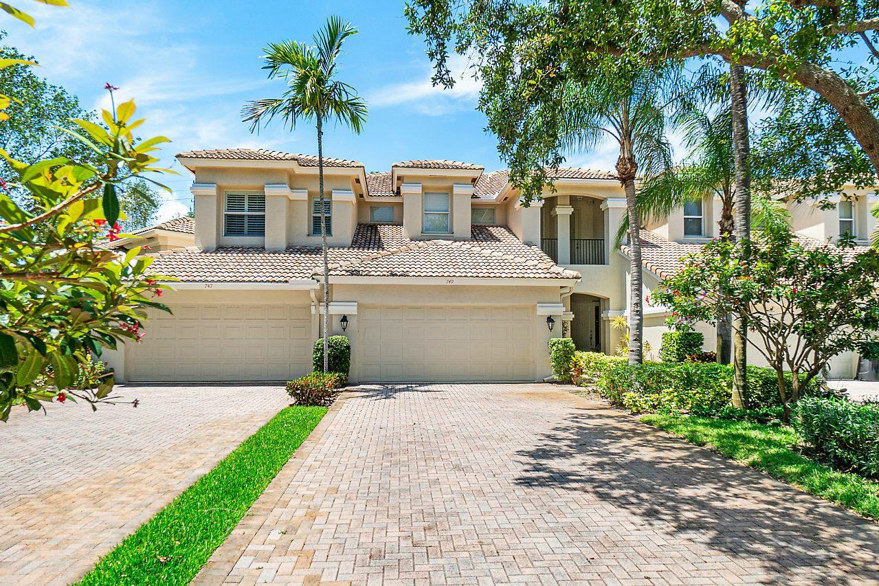 749 Cable Beach Lane, West Palm Beach, FL 33410 - #: RX-10618139