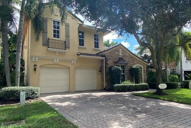 1614 Nature Court, Palm Beach Gardens, FL 33410 - #: RX-10660139