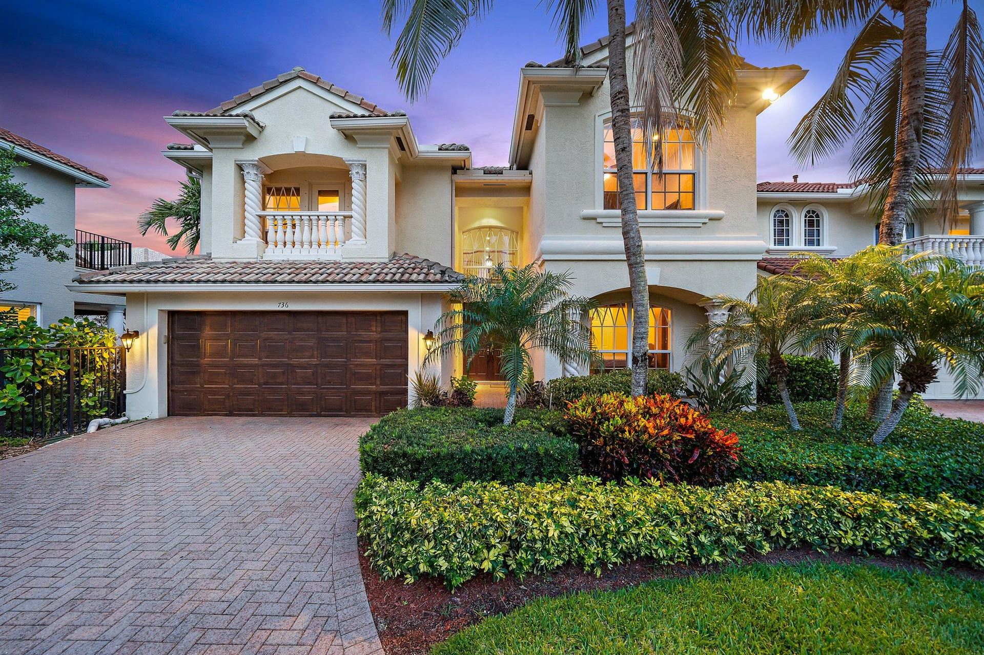 736 Charlestown Circle, North Palm Beach, FL 33410 - MLS#: RX-10726139