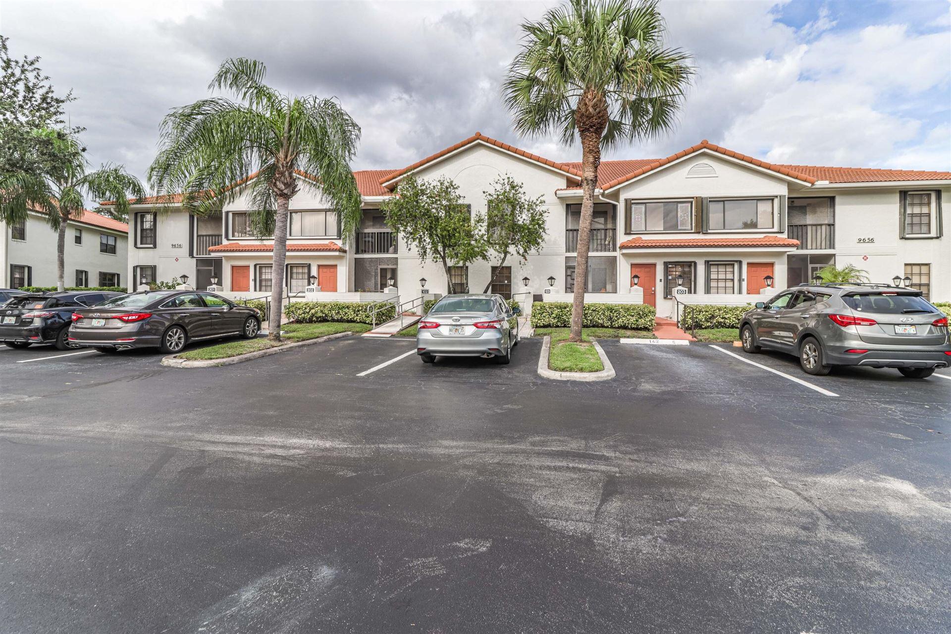 9656 Sills Drive E #102, Boynton Beach, FL 33437 - MLS#: RX-10748139