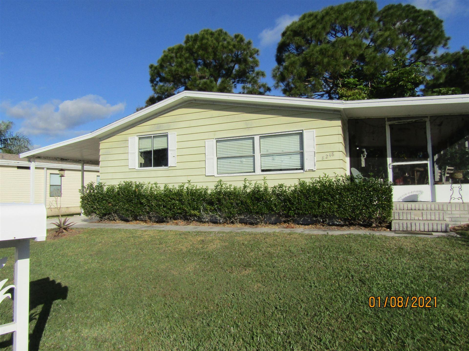 8248 Cinnamon Court, Port Saint Lucie, FL 34952 - MLS#: RX-10683140