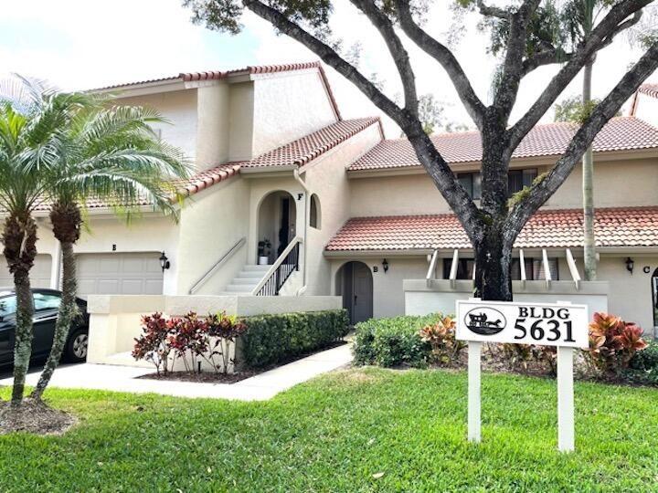 5631 Coach House Circle #B, Boca Raton, FL 33486 - #: RX-10695140
