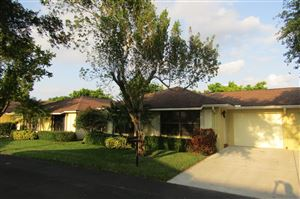 Photo of 9970 Ligustrum Tree Way #A, Boynton Beach, FL 33436 (MLS # RX-10519141)
