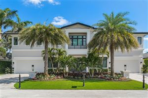 Photo of 1744 Thatch Palm Drive, Boca Raton, FL 33432 (MLS # RX-10563141)