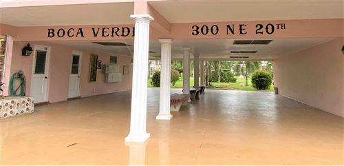 Photo of 300 NE 20th 7090 Street #7090, Boca Raton, FL 33431 (MLS # RX-10740141)