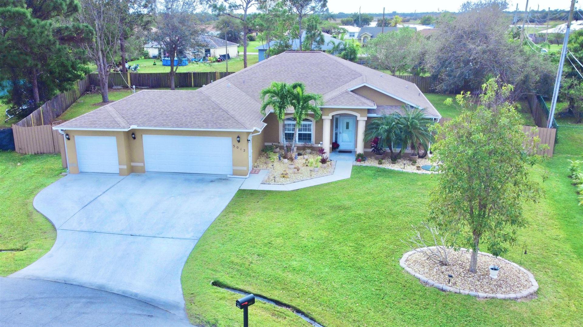 3012 SE Jayman Court, Port Saint Lucie, FL 34952 - #: RX-10685141