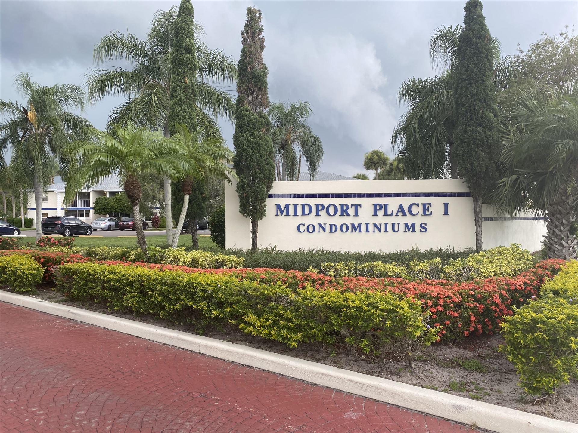 Photo of 1505 SE Royal Green Circle #U 204, Port Saint Lucie, FL 34952 (MLS # RX-10735141)