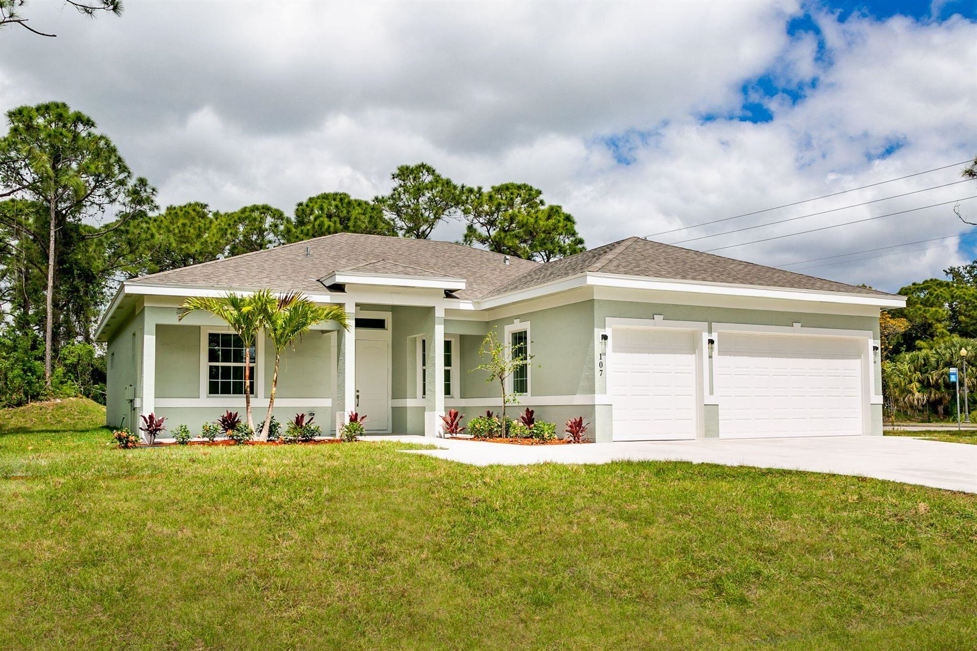 722 NW Grenada Street, Port Saint Lucie, FL 34952 - MLS#: RX-10741141
