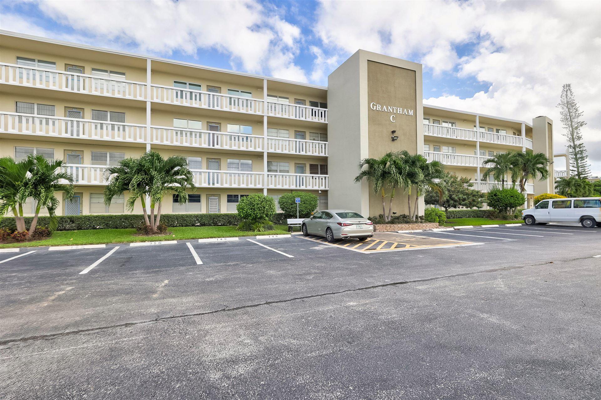 254 Grantham C, Deerfield Beach, FL 33442 - #: RX-10658142