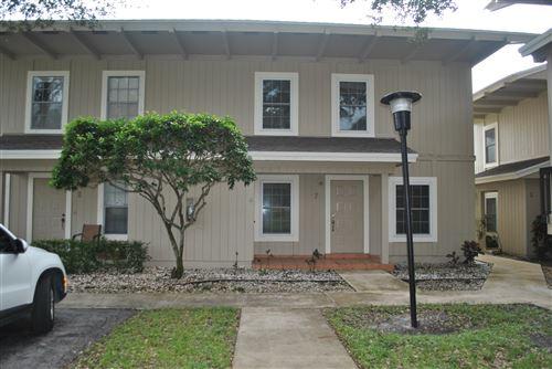 Photo of 18590 SE Wood Haven Lane #F, Tequesta, FL 33469 (MLS # RX-10672143)