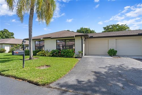 Photo of 4698 Greentree Terrace #A, Boynton Beach, FL 33436 (MLS # RX-10752143)