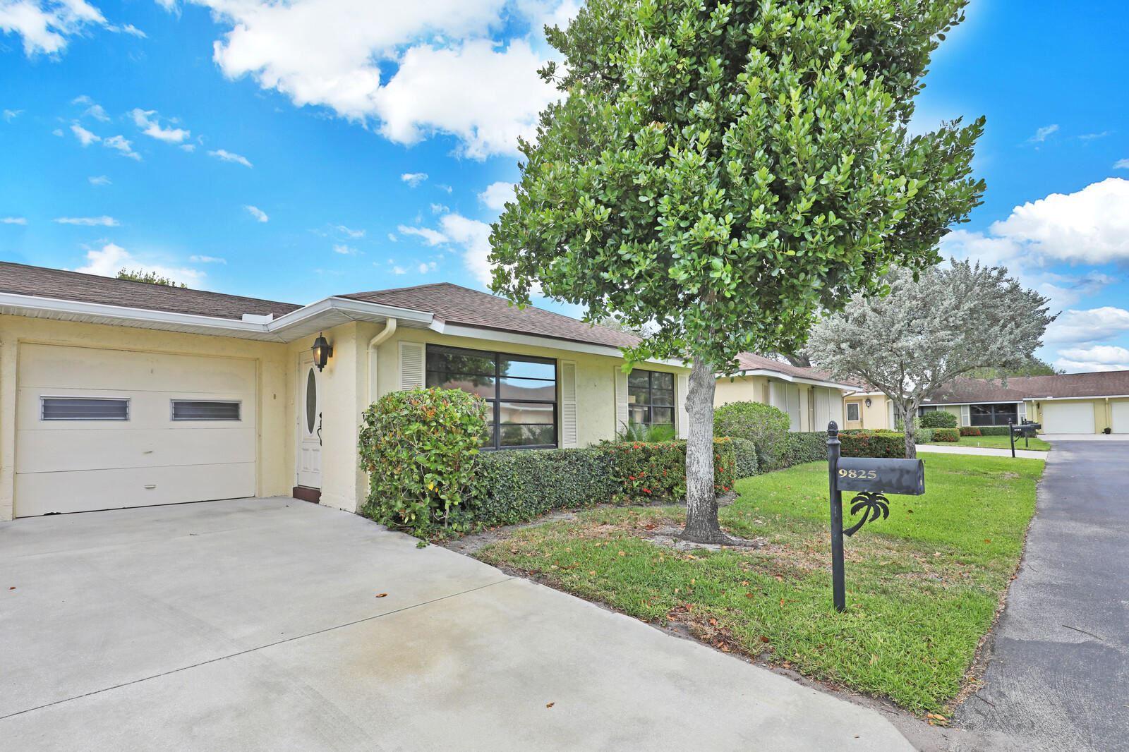 9825 Walnut Tree Way #B, Boynton Beach, FL 33436 - MLS#: RX-10714143